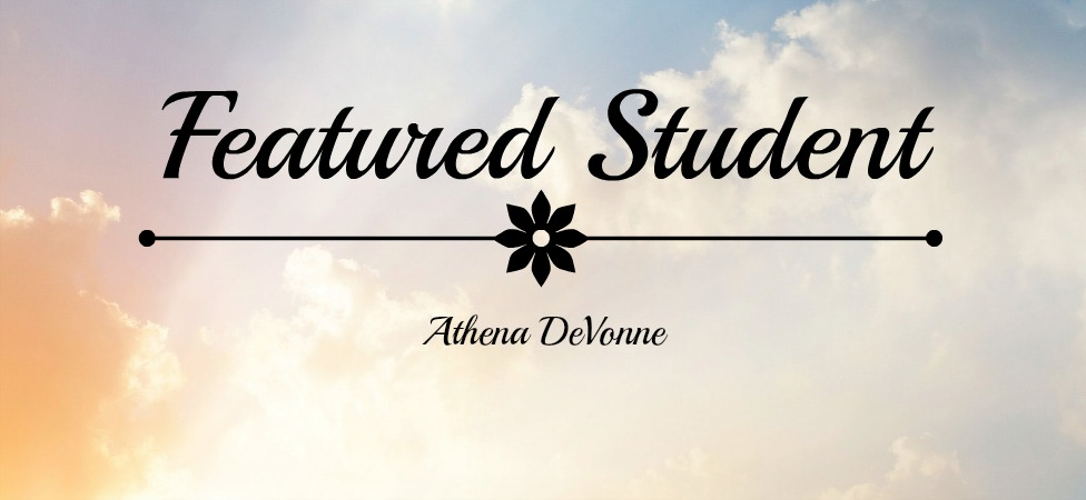 Student Feature - Athena DeVonne