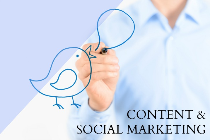 Content and Social Marketing Advice for Event and Party Planning Business