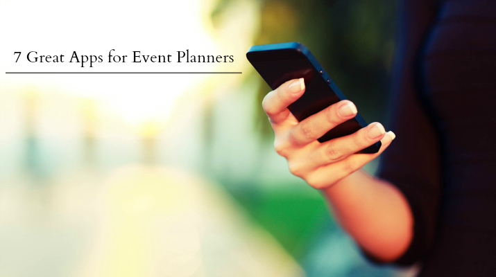 The best apps for event planners recommended by QC Event School