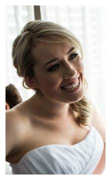 Wedding Planner Jess Adlington Portrait