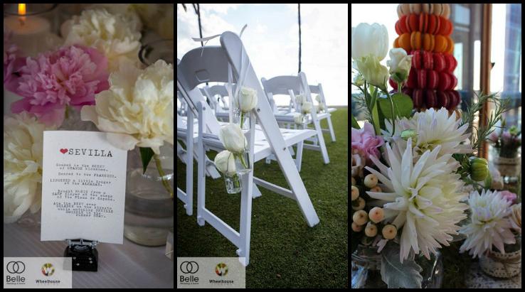 Michelle Panton Wedding Planning Business Collage 2