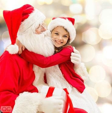 Xmas party Santa