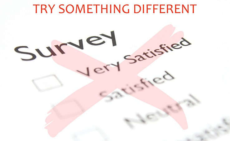 resolutions no surveys