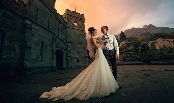 Planning a Luxury Wedding at Castle