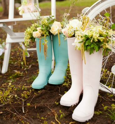 Quirky Wedding Decorations