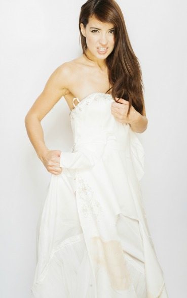 Wedding Dress Stain and how to fix wedding disasters