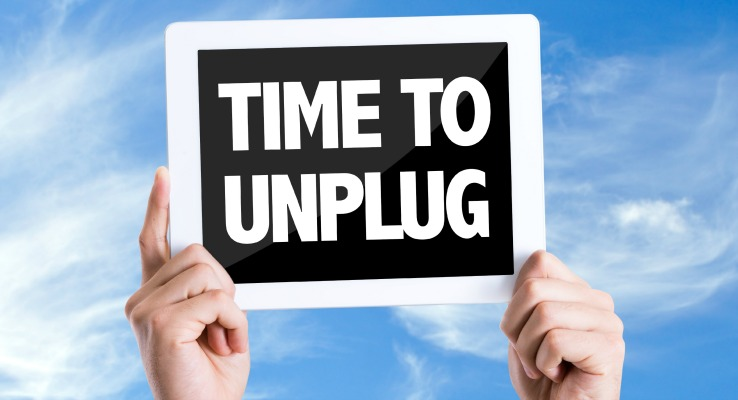 Time to Unplug from Business