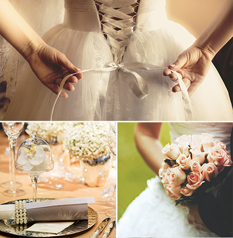 Luxury Wedding and Event Planning Course Collage