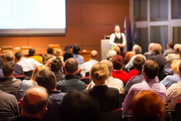 Attending a Conference for Event Planners to Find Inspiration