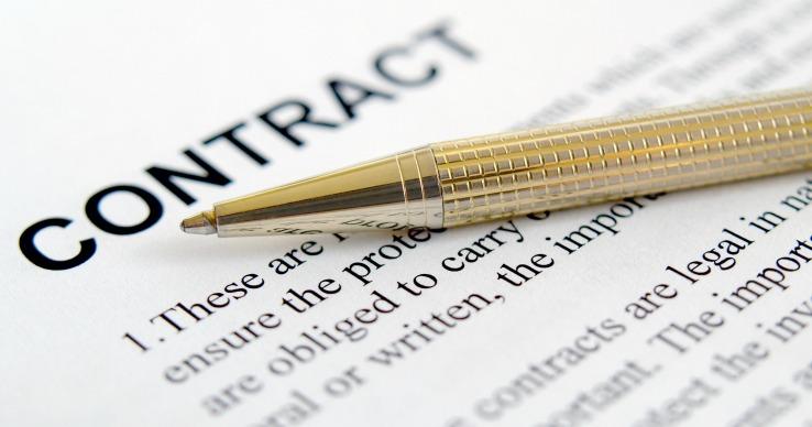Contract for Booking a Private Venue
