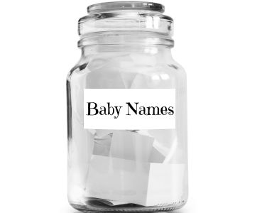 Baby names for baby shower games