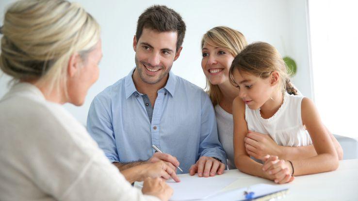 Event Planner job: client consultation