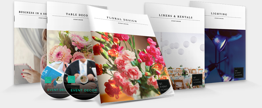 Event Decor Course Materials Unit C