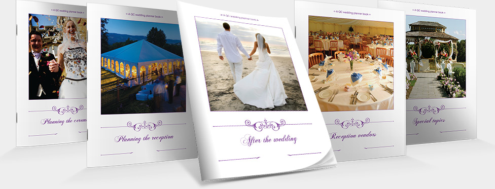 Event and Wedding Course Materials Unit F