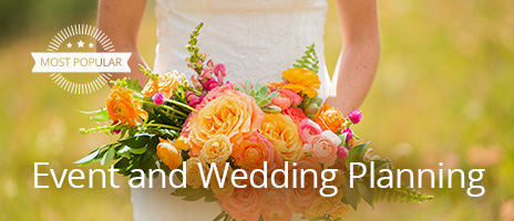 Event and Wedding Planning
