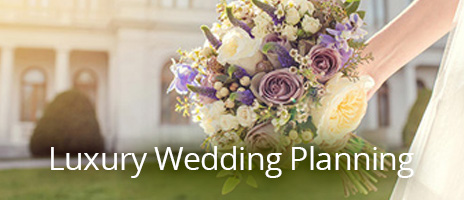 Luxury Wedding &amp Event Planning