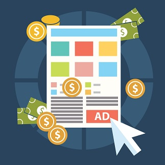 Cost per click small business advertising