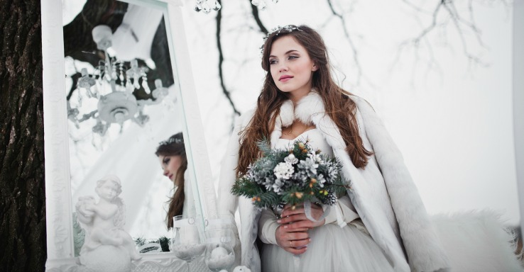 Event Blog How to Get into Wedding Planning for Winter Weddings- Layers Outfit