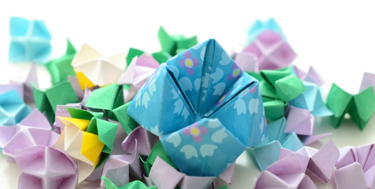 Event Blog- Party Planning Business- Creative Invitiations Cootie Catcher