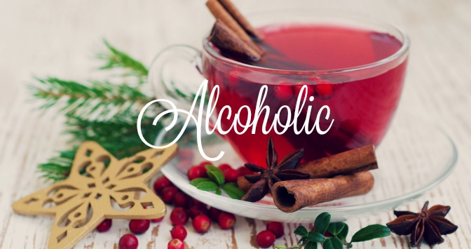 Alcoholic holiday drink recipes