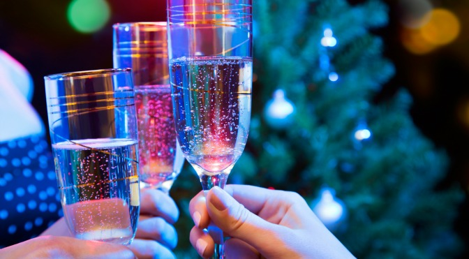 Drinks to buy for a last-minute christmas party