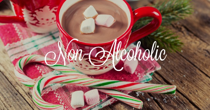 Non Alcoholic holiday drink recipes