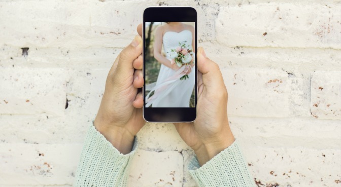 Instagram wedding inspiration