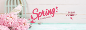 Spring Awakening Event Contest