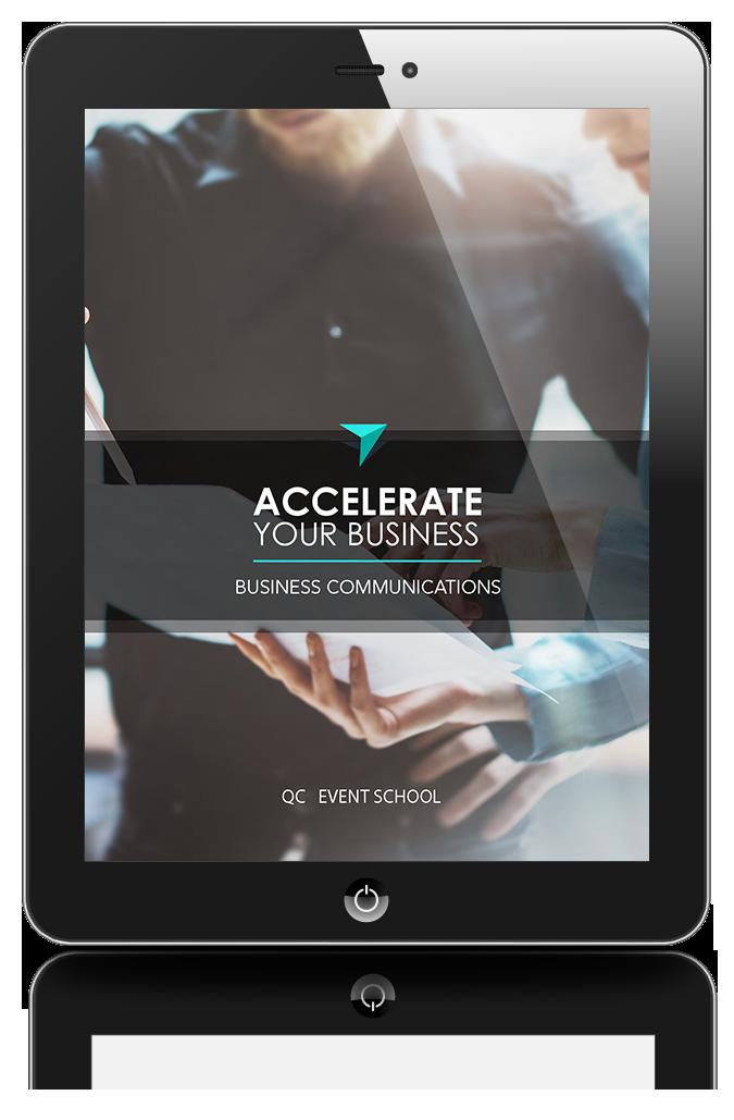 Accelerate Your Business Course Materials Unit E