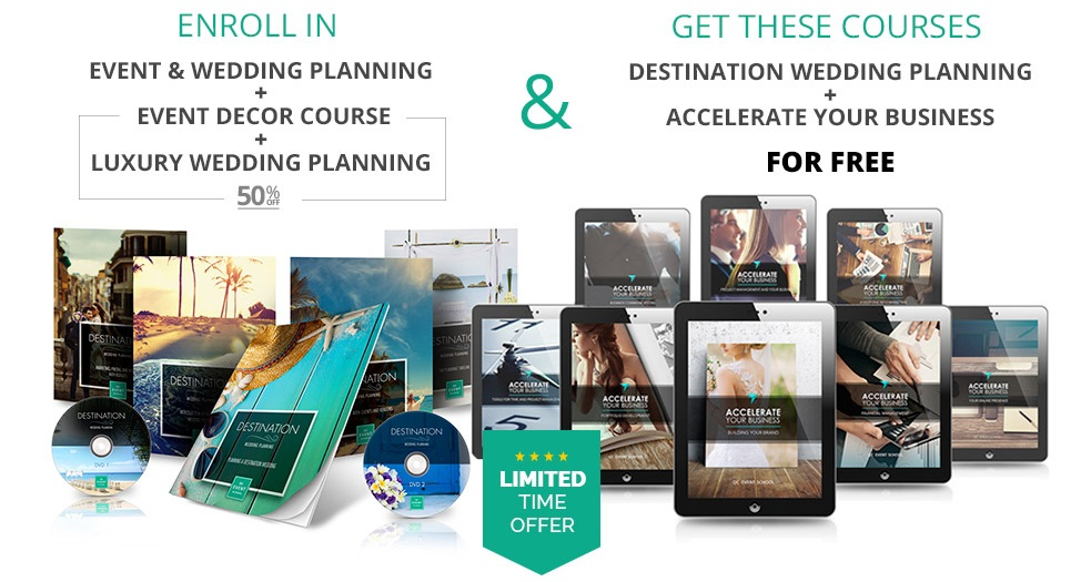 get two free courses, limited time offer
