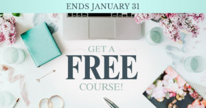 Free wedding planning course from QC