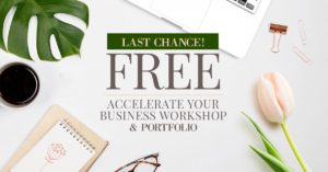 last chance for a free course and portfolio