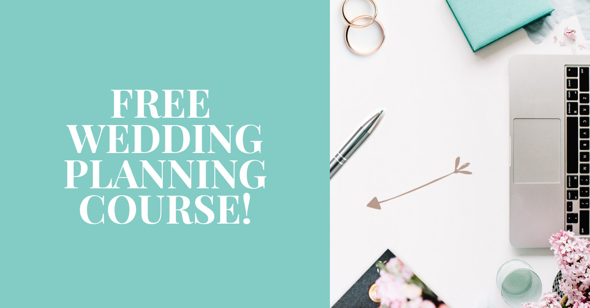 Free wedding specialization course offer