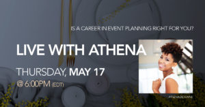 Live webinar event with Athena DeVonne