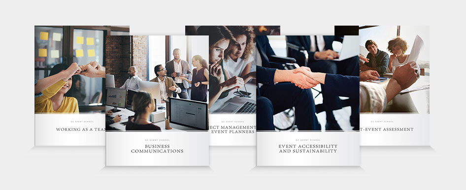 Corporate Event Planning Course Materials Unit E