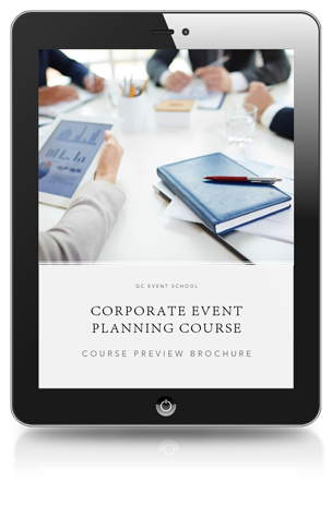 Corporate event planner course preview