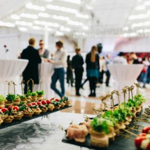 Corporate Event Venue and Catering