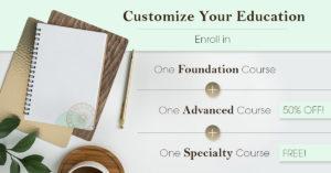 Customized event planning training