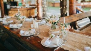 Event Decorators at Weddings and Events - Event decor jobs