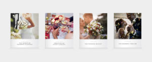 Materials for Wedding Planning Course Unit A