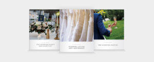 Materials for Event & Wedding Planning Course Unit E