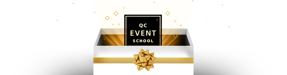 Event course holiday gift promotion