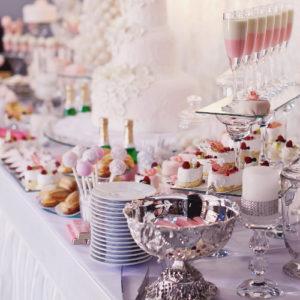 Event & Wedding Planner Table Design