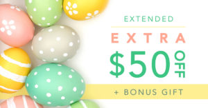 QC Event School Graduate Easter Offer Extension