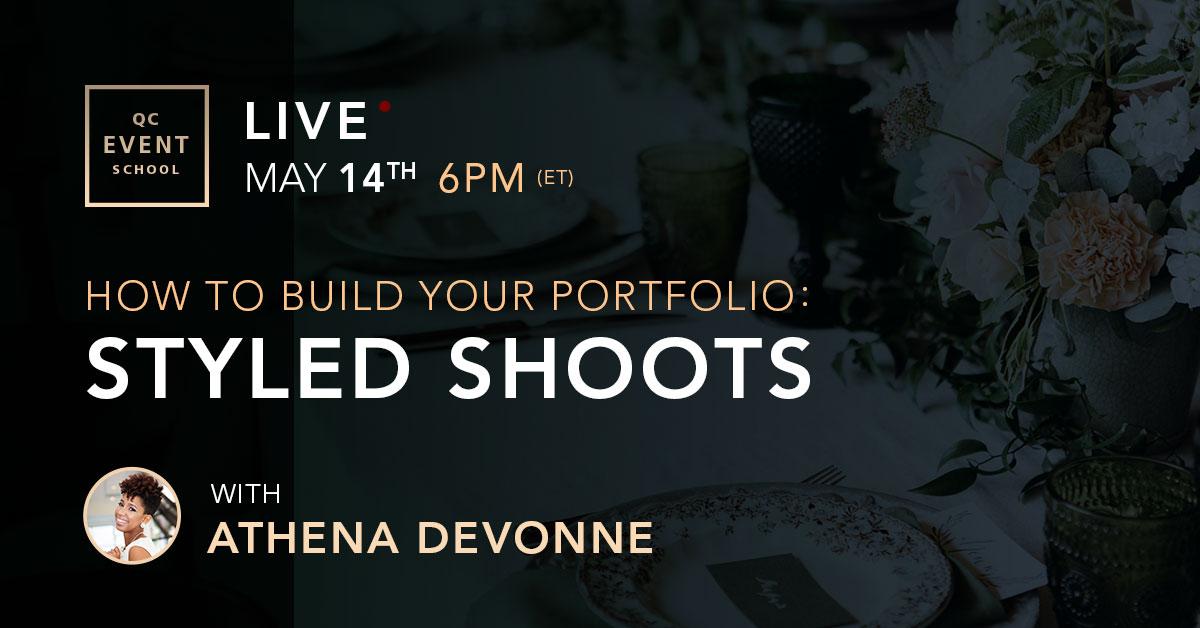 Live Webinar with QC tutor Athena DeVonne