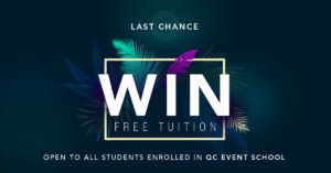 Summer School Sweepstakes to win free tuition