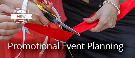 Promotional Event Planning