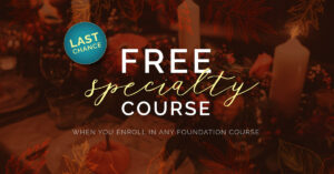 Fall Into Event Planning Promotion Last Chance