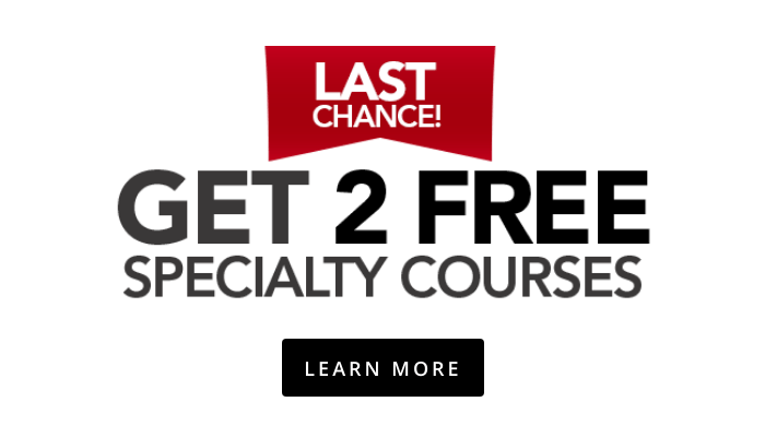 QC Event School Limited Time Offer Banner