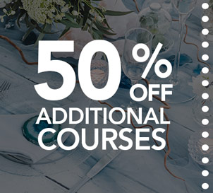 QC Event School Offer - 50% off additional courses
